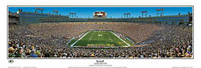NEW Green Bay Packers Football LAMBEAU FIELD KICKOFF Panoramic Poster Print