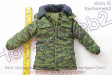 1:6 scale DAM TOYS 78025 RUSSIAN AIRBORNE TROOPS PKP Gunner TOP COAT