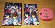Kidou Senshi Gundam Seed Playstation 2 Game Complete Fun Japan Import PS2 Games