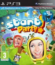 Start The Party! - Move Compatible Sony PS3 Brand New