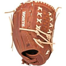 "New Worth Century fastpitch mitt softball glove 13"" RHT C130X Series RH baseball"