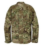 BRITISH ARMY MTP SHIRT PCS ISSUED LIGHTWEIGHT JACKET AIRSOFT CADET MARINE
