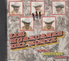 Los Huracanes Del Norte Cumbias Para Nortenos Chidos CD New Sealed