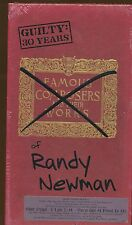FAMOUS COMPOSERS and their WORKS of Randy NEWMAN  4 CD's : 105 titres (COFFRET)