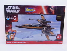 LOT 35072 | Revell 06692 Star Wars easykit Poe's X-Wing Fighter NEU in OVP