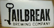 JAILBREAK BREWING COMPANY, 2X4'' STICKER with KEY, Laurel, MARYLAND, Neat, Promo