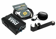 Elite Core PMA Personal Monitor Amp Package - earphones, cable, & stand adapter