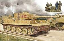 Dragon 7440 1/72 Pz.Kpfw.VI Ausf.E Tiger I Late Production w/Zimmerit +