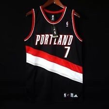 100% Authentic Brandon Roy Adidas Blazers NBA away Jersey Size 36 S M