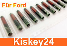 Spare Car Key transponder for Ford compatible for 4C Chip Immobiliser