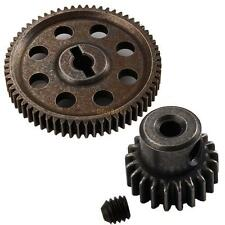 11184 Diff. Main Gear (64T)&11181 Motor Gear (21T)  Fr HSP 1/10 RC 4WD Model Car