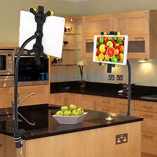 360 Rotating Desktop Stand Lazy Bed Tablet Holder Mount for 7 - 10.1 inch Tablet