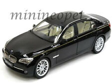 KYOSHO 08783BK BMW 760 Li F02 7 SERIES 1/18 DIECAST MODEL CAR BLACK