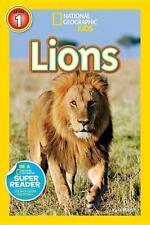 Lions von Laura Marsh (2015, Taschenbuch)