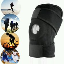Adjustable Knee Patella Support Brace Wrap Cap Stabilizer Sports Velcro