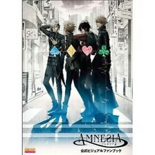 AMNESIA official visual fan book / PSP / PS Vita