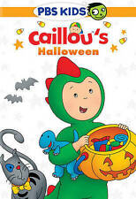 Caillou: Caillou's Halloween 2015 by Caillou Ex-library
