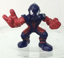Marvel Super Hero Squad SHOCK-PROOF SPIDER-MAN from Wave 11 shockproof