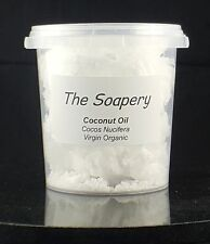 Coconut Oil - 250g -  Virgin Organic Unrefined Cold Pressed Pure Natural Raw