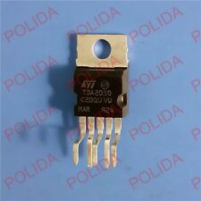 5PCS IC ST TO-220 TDA2050 TDA2050V