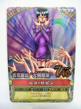 One Piece Card OnePy Berry Match 2nd C063 SR Nico Robin Straw Hat Pirates