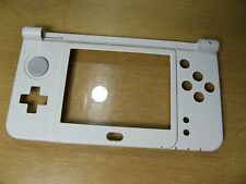 2015 Nintendo New 3DS Replacement Hinge Part White Bottom Middle Shell/Housing