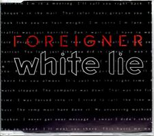 FOREIGNER - WHITE LIE - CD SINGLE