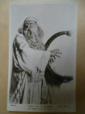 Vintage Theatre Postcard- SIR HERBERT TREE in JOSEPH AND HIS BRETHREN