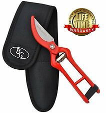 BEST PRUNING SHEARS - Heavy Duty Professional Hand Pruners For Serious Gardeners