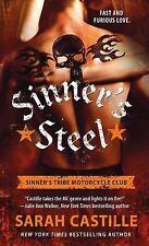 Sinner's Steel (The Sinner's Tribe Motorcycle Club), Castille, Sarah, Good Condi