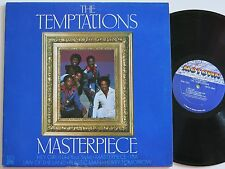 THE TEMPTATIONS MASTERPIECE US MOTOWN PSYCH SOUL LP NORMAN WHITFIELD
