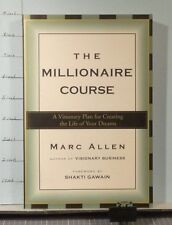 The Millionaire Course: Visionary Plan for Creating the Life of Your Dreams G169