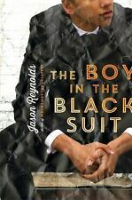 The Boy in the Black Suit, Reynolds, Jason, Good Condition, Book