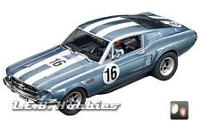 Carrera Digital 132 Ford Mustang GT, No.16 slot car 30758