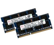 Hynix 2x 8GB 16GB RAM DDR3 1600 Mhz 204pin SO DIMM PC3-12800S Notebook Speicher