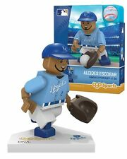 ALCIDES ESCOBAR #2 KANSAS CITY ROYALS OYO MINIFIGURE NEW FREE SHIPPING