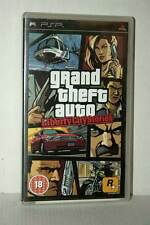 GRAND THEFT AUTO LIBERTY CITY STORIES USATO SONY PSP EDIZIONE INGLESE EC1 46271