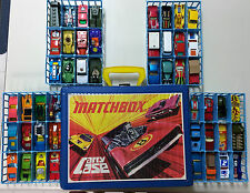 VINTAGE  Matchbox Superfast Lot of 48 with Case - Some are HTF, Near Mint