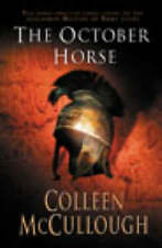 The October Horse by Colleen McCullough (Paperback, 2003)