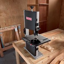 Craftsman 2.5 amp 9'' Band Saw 1/4 HP Garage Mechanic Pnuematic DIY Wood Shop