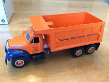 1960 MODEL B-61 MACK DUMP TRUCK, TOLLWAY AND TUNNEL AUTHORITY, STOCK #19-1821