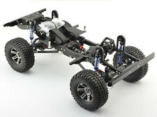 Xtra Speed D90 1:10 Scale Body Frame W/Wheels Set RC Crawler 280mm D9001