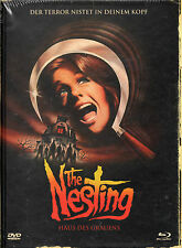 The Nesting -  ( 2 Disc Limited Edition Mediabook) (DVD / Blu-Ray Combo)