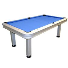 St. Croix 7' Outdoor Pool Table w/ Accessories and FREE Shipping