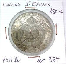 JETON NOTAIRES - ST ETIENNE - POINÇON ABEILLE - LEROUGE 367