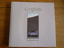 RARE GRIFFITH - THE TVR GRIFFITH STORY CAR BOOK jm