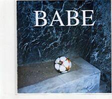 (GM585) Babe, The Warbling - DJ CD