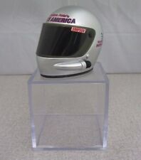 Simpson Darrell Waltrip Western Auto Signature Edition 1/4 Scale Mini Helmet