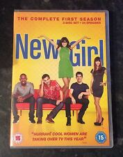 NEW GIRL COMPLETE SEASON ONE DVD ( 3- DISC SET ) 24 EPISODES MINT CON FREE POST