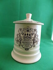 Fortnum & Mason Biscuits Storage Jar